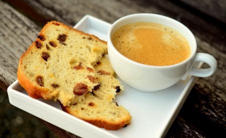 Café y torta