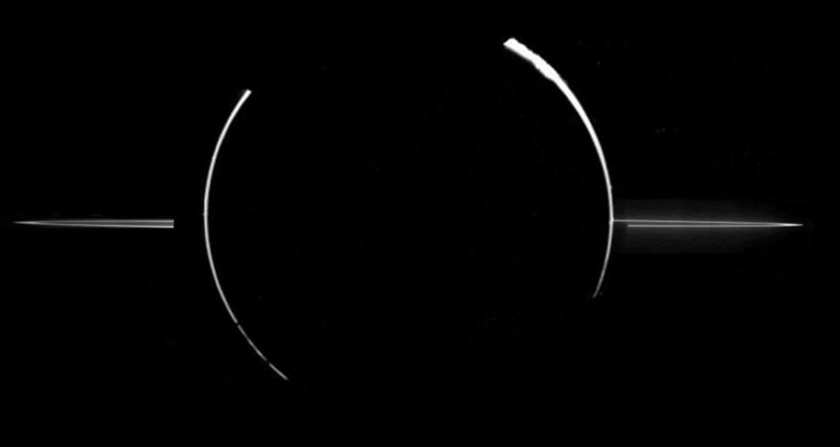 Júpiter visto desde Galileo