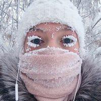¡En Oymyakon todo se congela!