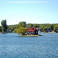 La isla habitada más pequeña del mundo