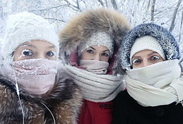 mujeres congeladas